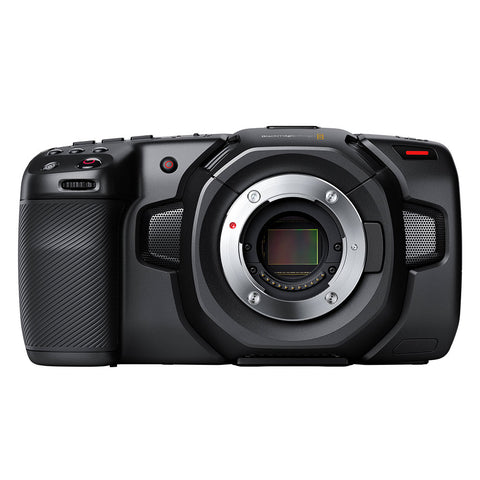 BlackMagic Design Pocket Cinema Camera 4K BMPCC 4K Body Only