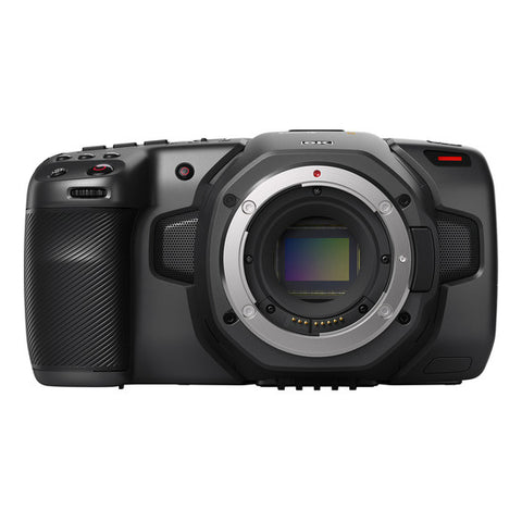 Blackmagic Design Pocket Cinema Camera 6K BMPCC 6K Canon EF Mount
