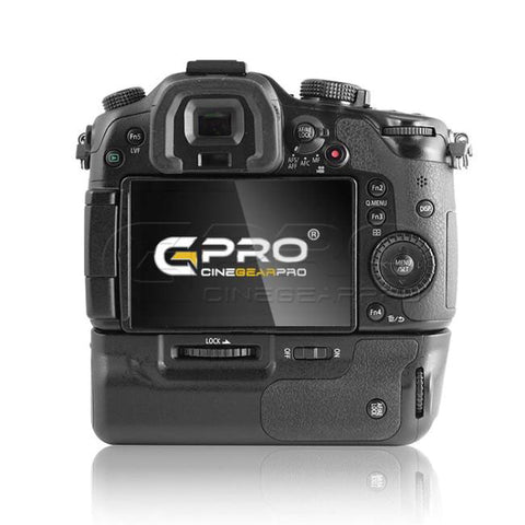 CGPro DMW-BGGH3 Replacement Battery Grip for Panasonic Lumix DMC-GH4 GH3