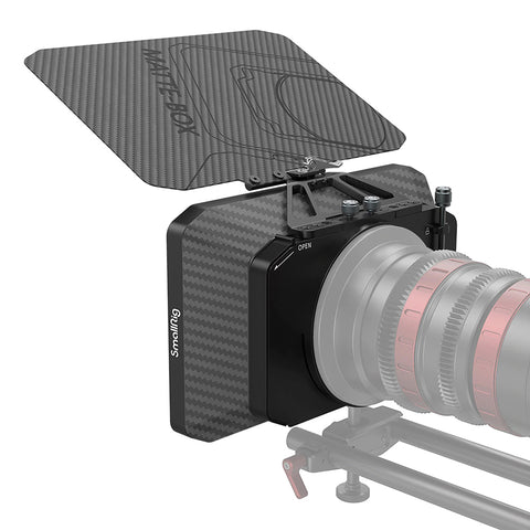 SmallRig 2660 Lightweight Clamp-On Matte Box 114mm