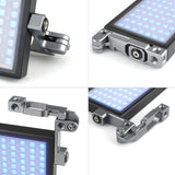 Boling Vlogger VG-P1 Portable RGB LED Light 2500-8500K CRI 96+ Lighting - CINEGEARPRO