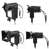 Aputure Light Storm 60D 60W Daylight 5500K Adjustable Focusing Light