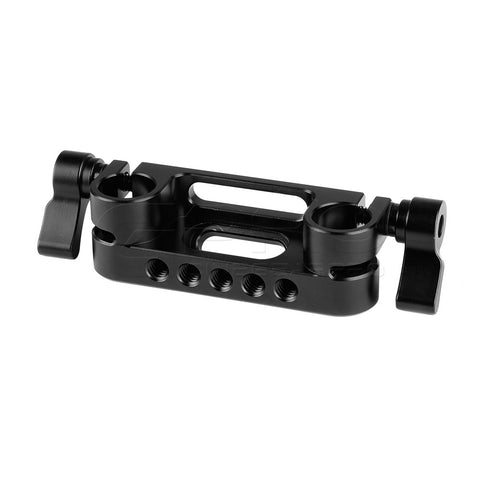 "CGPro 15mm Rail Clamp With 1/4"" Mounting Screw"