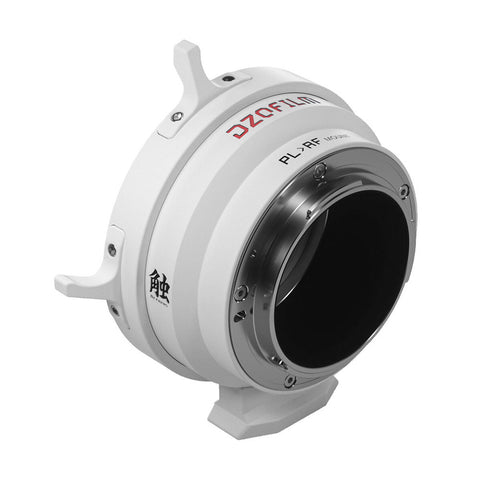 DZOFiLM Octopus PL Lens to Canon RF-Mount Adapter (White)