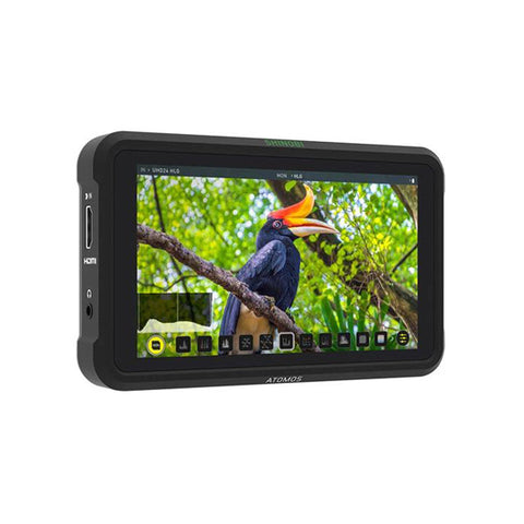 "Atomos Shinobi 5.2"" 4K HDMI HDR Photo and Video Monitor"
