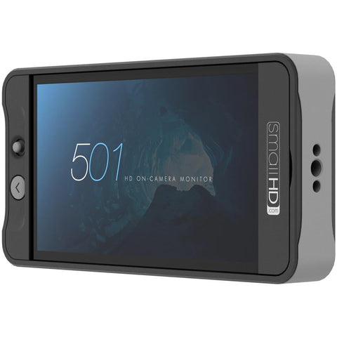 SmallHD 501 Full HD 5-inch LCD On-Camera Field Monitor with HDMI inputs and Outputs