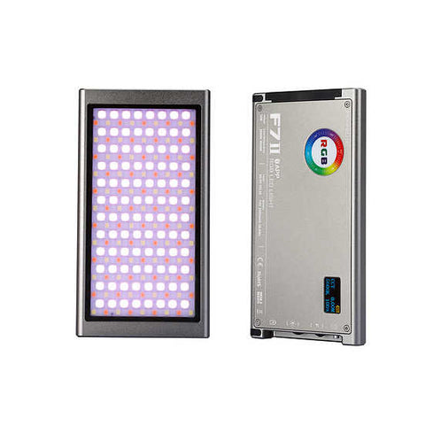 FalconEyes PockeLite F7 II RGB LED Light 12W 2500K-9000K App Control