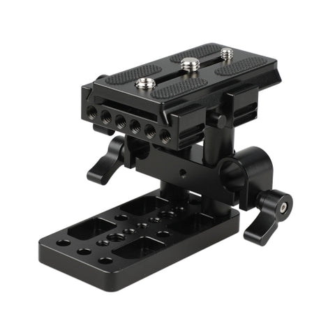 CGPro 15mm LWS Height Adjustable Manfrotto Quick Release BasePlate