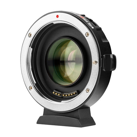 Viltrox Ef M2 Ii Auto Focus Lens Mount Adapter For Canon