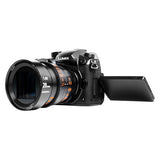 Vazen 28mm T2.2 1.8x Anamorphic Lens for Micro Four Thirds Cameras MFT Mount Lens - CINEGEARPRO