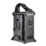 Aputure 2-Bay Power Station For 600D Pro/NOVA P300C/200D/200X/100D/100X