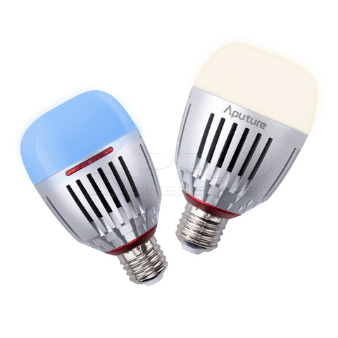 Aputure ACCENT B7C RGBWW LED Light Bulb