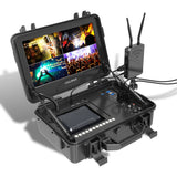 "Lilliput BM120-4KS 12.5"" 4K Portable Director Monitor with 3D LUTS and HDR Color Correction"