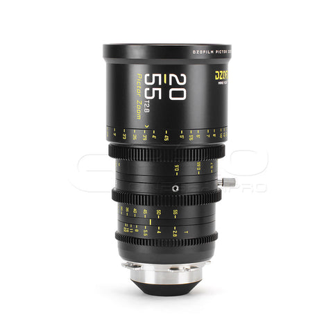 DZOFiLM 20-55mm T2.8 Pictor Zoom Super35 Cinema Lens (PL/EF Mount, Black)