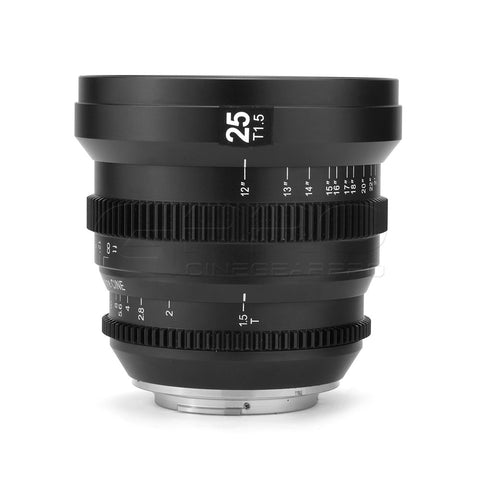 SLR Magic MicroPrime Cine 25mm T1.5 Lens(E-Mount)