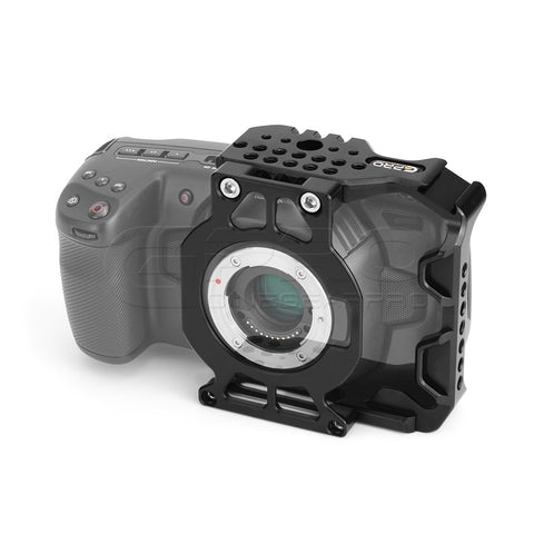 CGPro BMPCC 4K Half Cage For Blackmagic Pocket Cinema Camera 4K