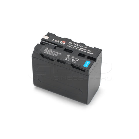 CGPro NP-F970/F960 7900mAh 7.4V Lithium-Ion Rechargeable Battery