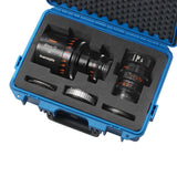 CINECASEPRO CP-AIR50 Lens Protection Hard Case for Meike/Veydra/DZOFiLM/Vazen