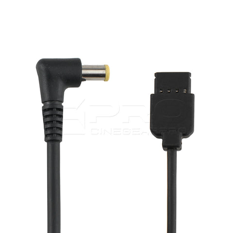 CGPro Power Cable For FS5/FS7/EVA1/PXW-X200 To DJI Ronin-S Gimbal
