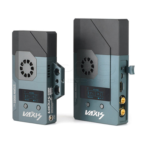 VAXIS Storm 1000S 3G-SDI/HDMI Wireless Transmission System (300m/1000ft)
