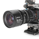 DZOFiLM 20-70mm T2.9 Cinema Zoom Lens MFT/M43 Mount Lens - CINEGEARPRO