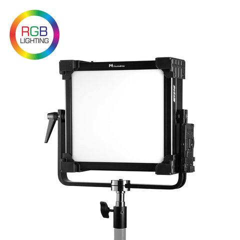 FALCONEYES D-S811 200W RGB-WW 1x1 Soft LED Panel Light