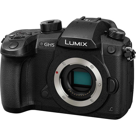 Panasonic Lumix DMC-GH5 Mirrorless Camera