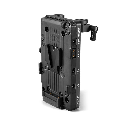 TiLTA TA-BTP2-V-G V-Lock Battery Plate For BMPCC 4K Cage Rig