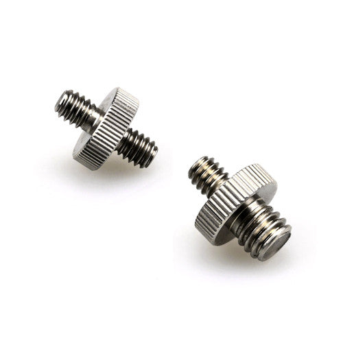 Grossartig Camera Accessories-1//4 to 3//8 Stainless Steel Screw for Tripod Heads