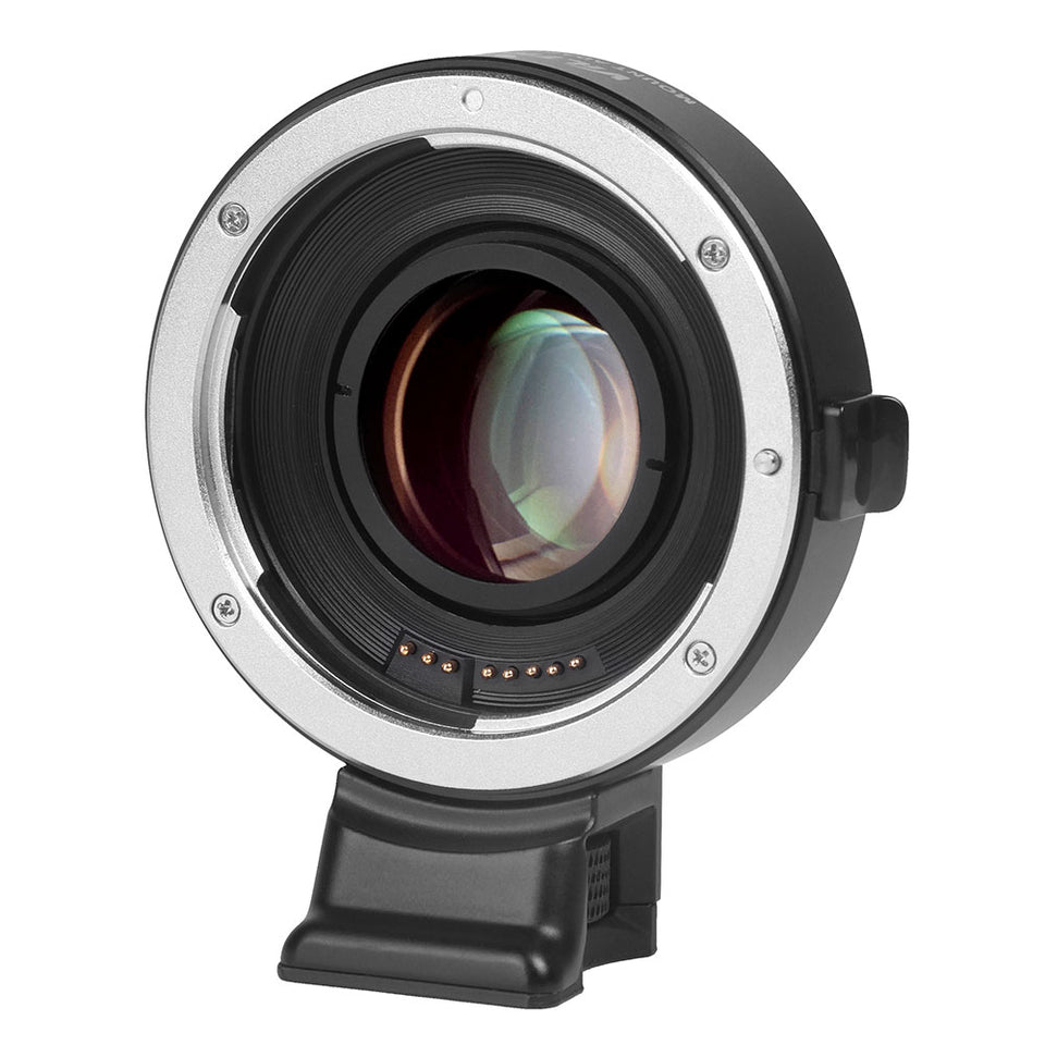 Viltrox EF-E II Auto-focus Focal Reducer Booster Adapter with CDAF PDAF  Switch USB firmware update For Canon EF mount to Sony E mount lenses