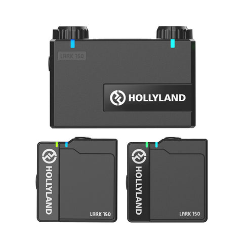 Hollyland LARK 150 Wireless Dual Microphone System