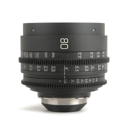 G.L OPTICS Leica R 80mm T1.4 PL Mount Super Speed Prime Lens