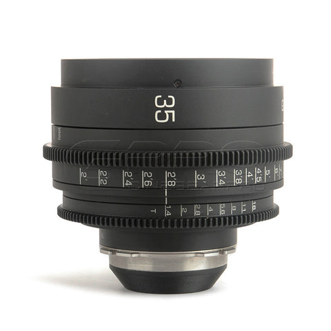 G.L OPTICS Leica R 35mm T1.4 PL Mount Super Speed Prime Lens
