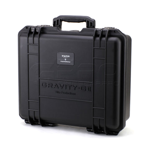 TiLTA Hard Shell Waterproof Safety Case For Gravity G2 3-Axis Handheld Gimbal