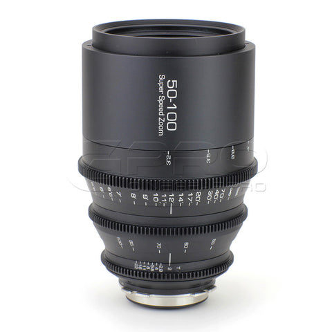 G.L OPTICS 50-100mm T2 Super Speed PL Mount Zoom Lens
