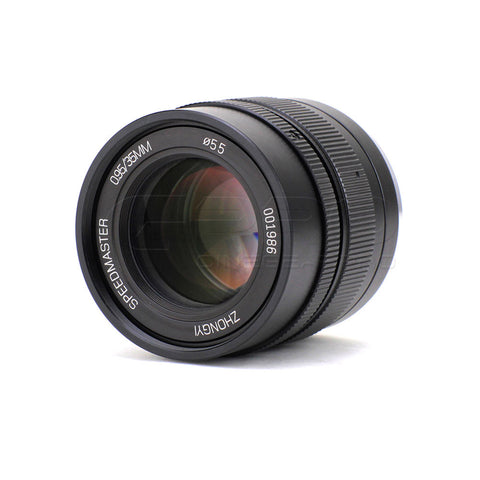 Mitakon ZY-Optics Speedmaster 35mm f/0.95 Mark II Lens