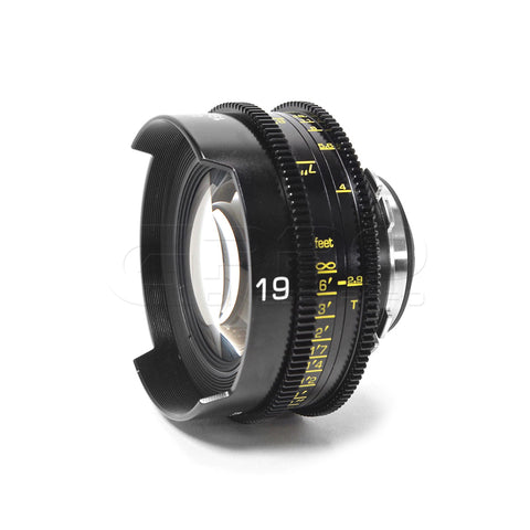 G.L OPTICS Leica R 19mm T2.9 PL Mount Prime Lens (New Version)