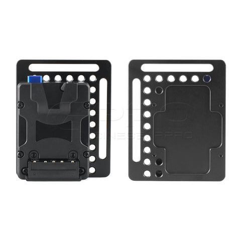 FXLION NANOL03 Nano V-Lock Plate with DIY Mounting Plate For Nano One/Two