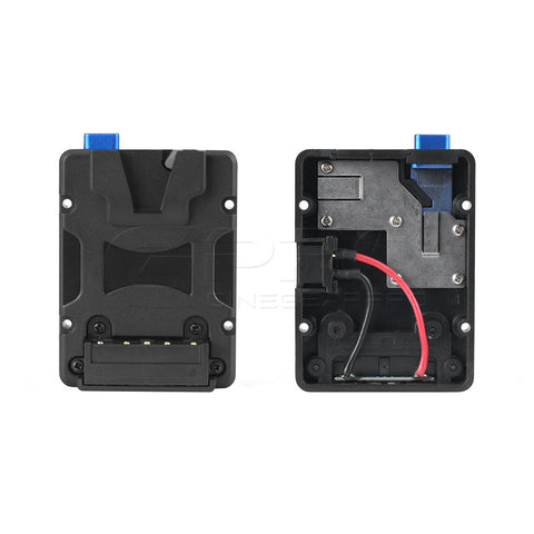 FXLION NANOP1 Nano V-Lock Battery Plate with D-tap Output Port