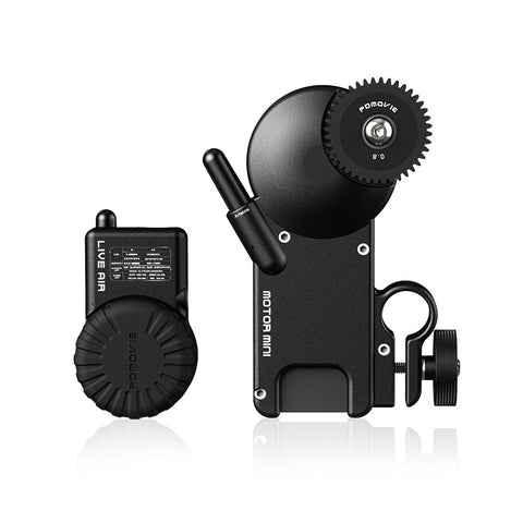 PDMOVIE LIVE AIR Wireless Follow Focus Lens Controller Kit