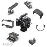 TiLTA BMPCC 4K Cage Rig For Blackmagic Pocket Cinema Camera 4K