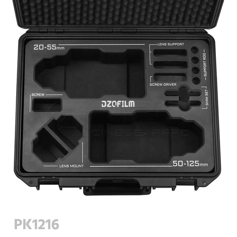 CINECASEPRO CP-AIR80 Lens Protection Hard Case for Meike/DZOFiLM