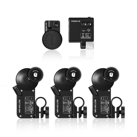 PDMOVIE PDL-F Remote Live III Thumb Wheel Controller Follow Focus