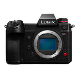 Panasonic LUMIX DC-S1H Full-Frame Mirrorless Camera - Body Only Camera - CINEGEARPRO