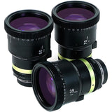 SLR Magic Anamorphot CINE 1.33x, 3 Lens Set - PL Lens - CINEGEARPRO
