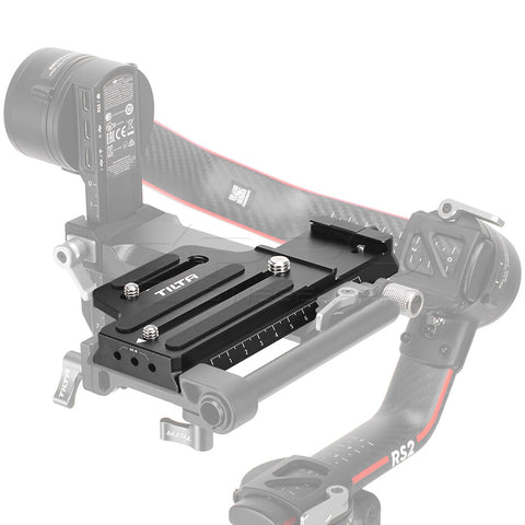 TiLTA TGA-MEP Manfrotto Quick Release Adapter Baseplate For DJI RS2 Gimbal