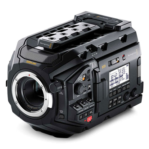 Blackmagic Design URSA MINI PRO G2 Body Only EF Mount
