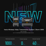 VAXIS Storm 3000 3G-SDI/HDMI Wireless Transmission System  (1000m/3000ft)