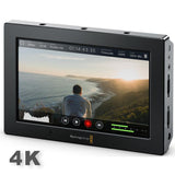 "Blackmagic Design Video Assist 4K Ultra HD Recorder 7"" Monitor Monitor - CINEGEARPRO"