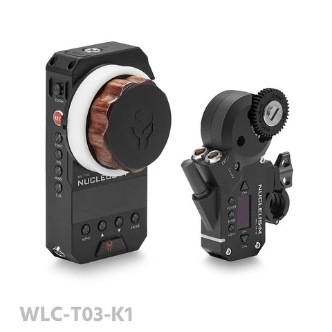 TiLTA Nucleus-M Wireless Follow Focus Portable Travel Kit